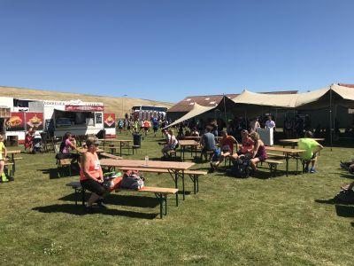 Food Festival weide